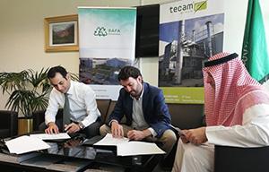 Tecam Group enters SAFA Environment as shareholder