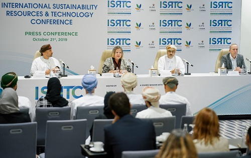 Oman to host conference on the role of sustainability and waste management: The International Sustainability, Resources & Technology Conference in 2020