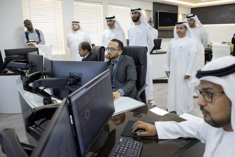 Tadweer opens state-of-the-art Control Centre