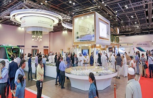 Over 2300 exhibitors participate in WETEX and Dubai Solar Show