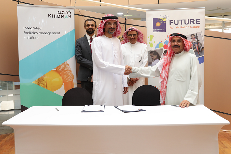 Khidmah to support future rehabilitation centre vocational training efforts