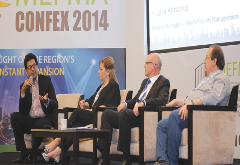 MEFMA Confex 2014: Focus on Sustainability and SRS Rating system