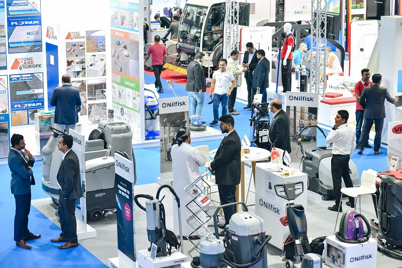 Middle East Cleaning Technology Week 2015 concludes on a high note