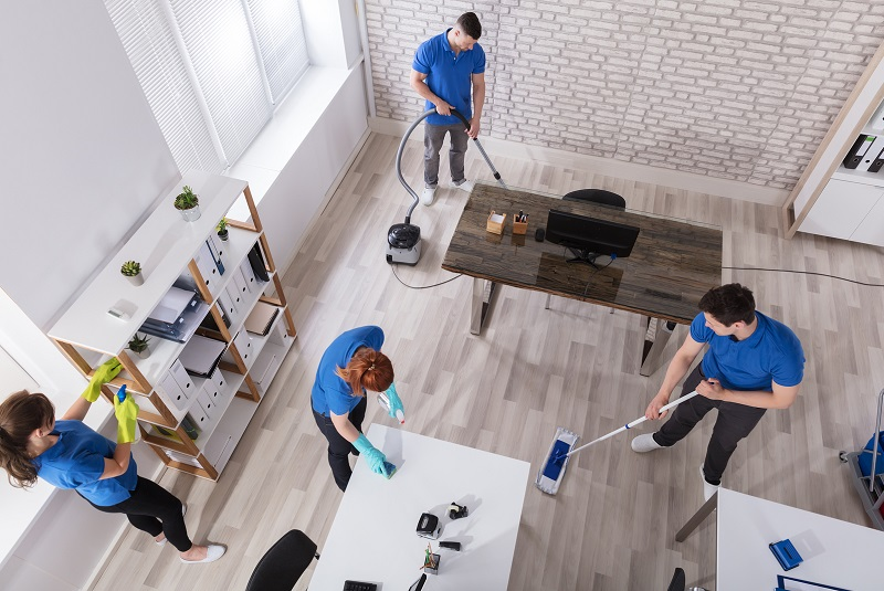 Right at Home: A look into maintaining residential sectors
