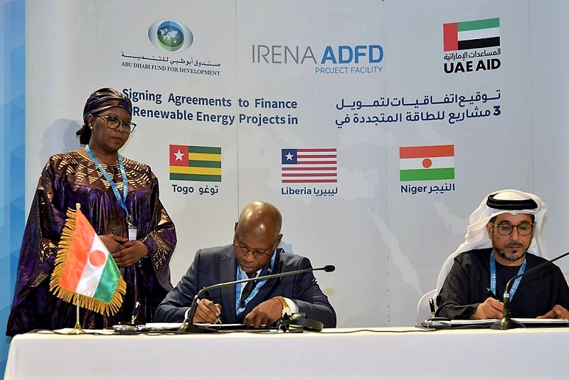 Abu Dhabi Fund for Development inks three loan agreements worth USD 33m with African Nations
