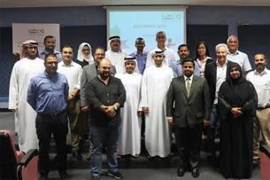 Health and Safety at Work Week held in Abu Dhabi