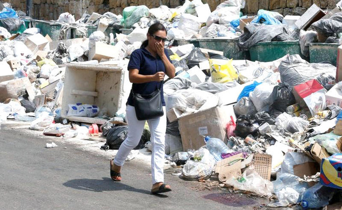 Campaign to end waste crisis in Lebanon