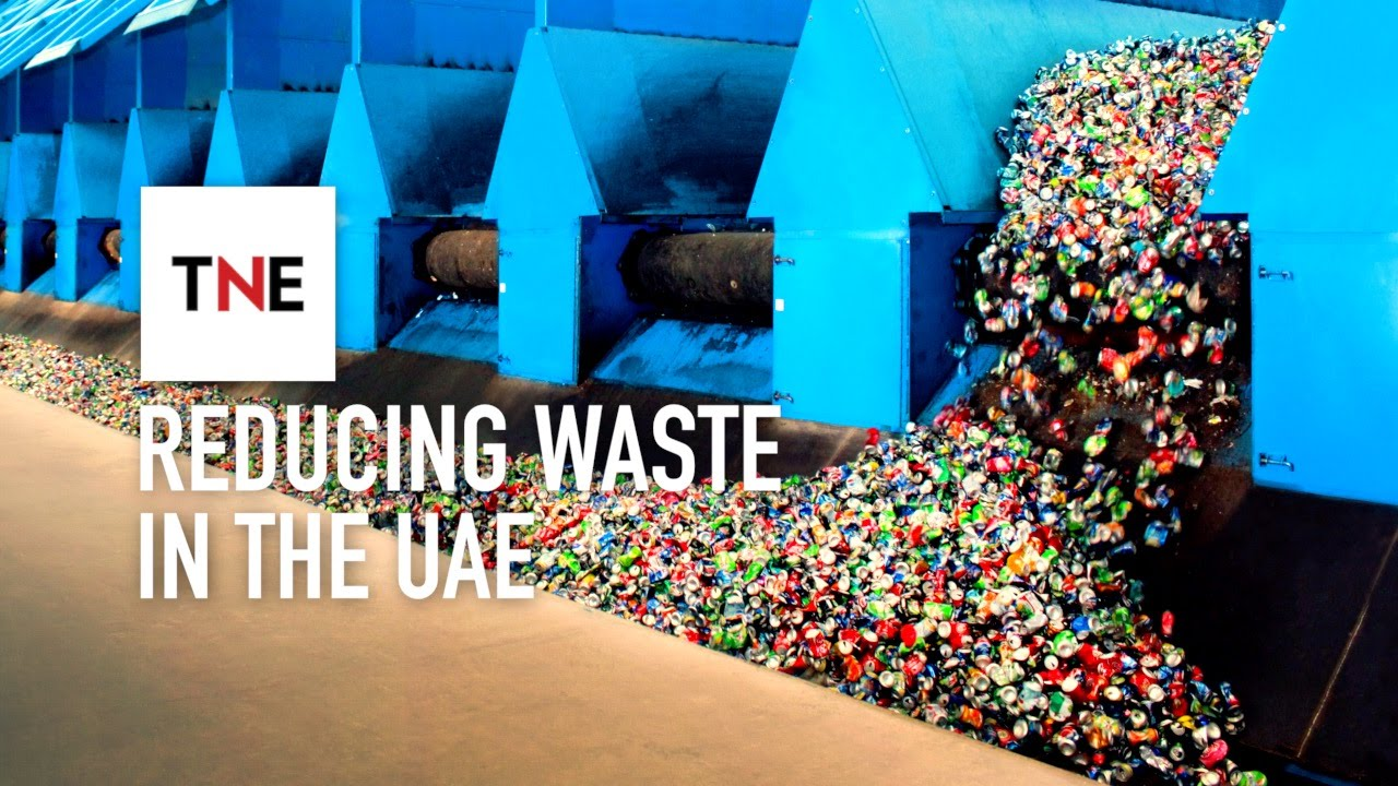 UAE looking back: A recap of UAE waste management 2018