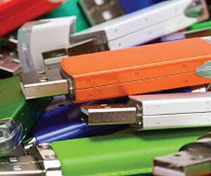 SRS Bulk media shredder for on-site digital data destruction