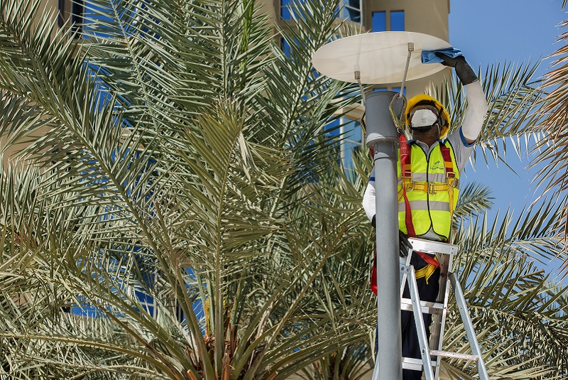 Concordia wins Dubai Water Canal's annual cleaning contract