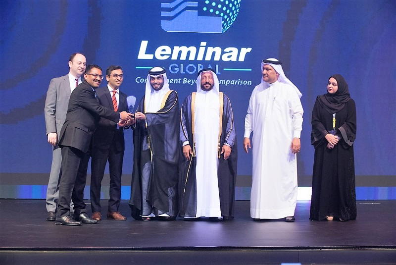 Leminar wins Sharjah Gulf Excellence Award