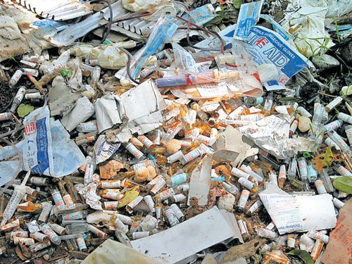 India's CPCB prepares guidelines for handling  coronavirus-related biomedical waste