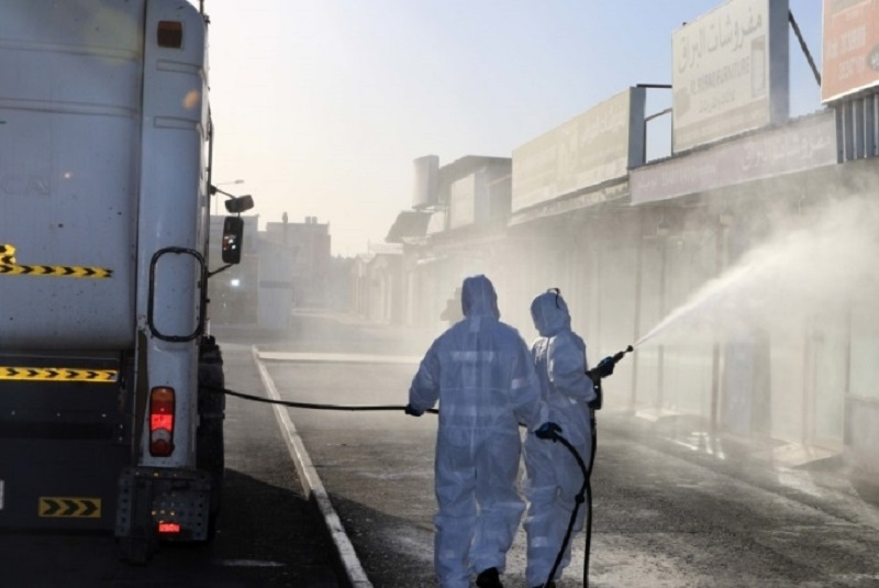 Bahrain starts disinfection programme across governorates