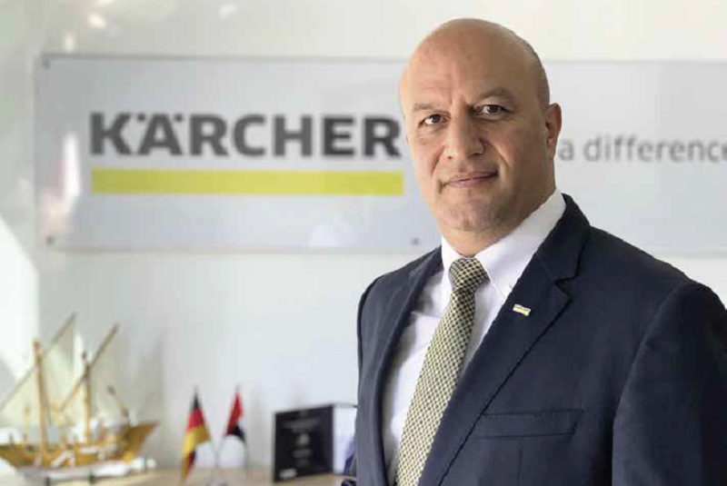 Interview: Joe Lahoud, Managing Director, Karcher