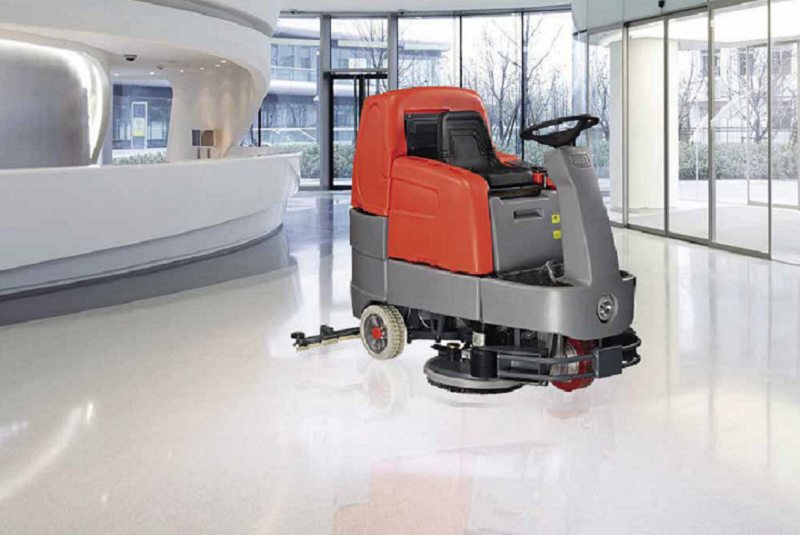 All You Need To Know About Scrubber Dryers