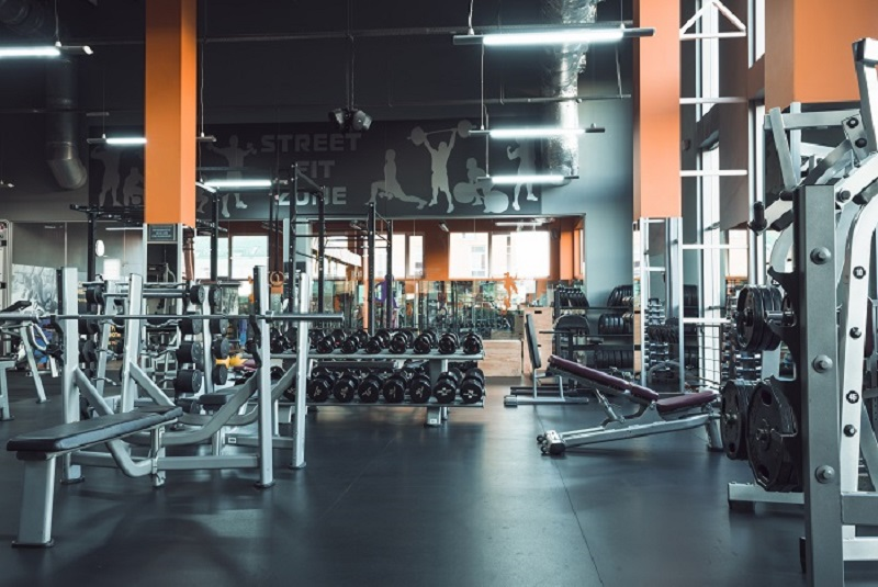 Planning a clean and hygienic gym