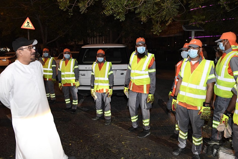 DM picks 1,500 workers for Ramadan sterilisation programme