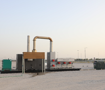 Mobile medical waste incinerators launched to support coronavirus response in Abu Dhabi