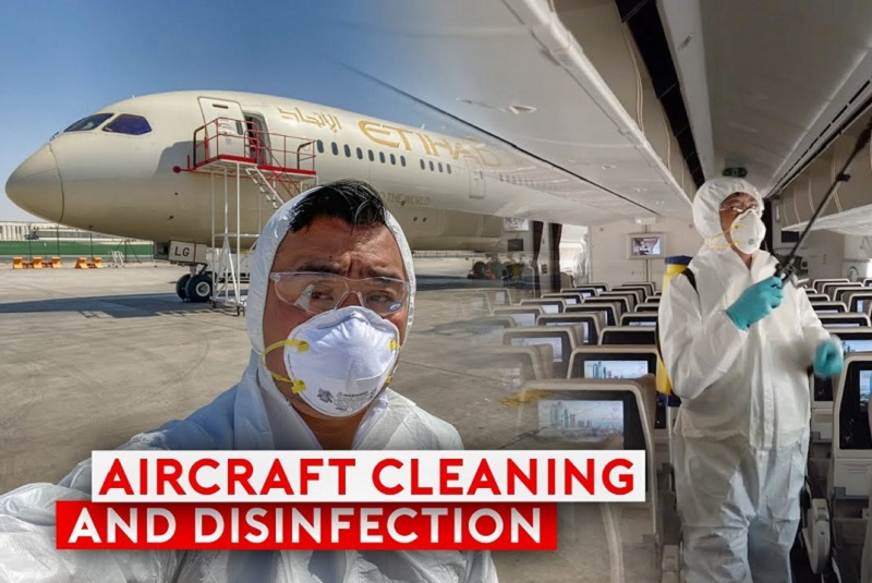Sales of aircraft cleaning chemicals to witness steady growth, bio-based variants to gather traction through 2029