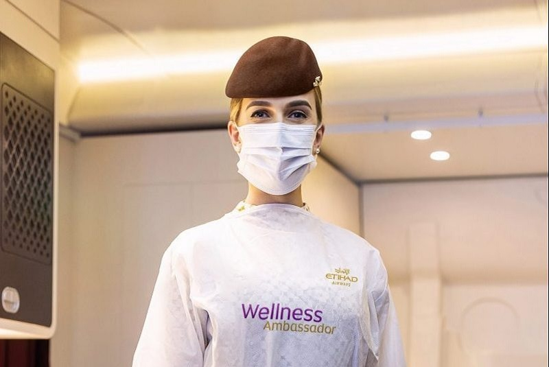 UAE's Etihad airlines launches health and hygiene programme