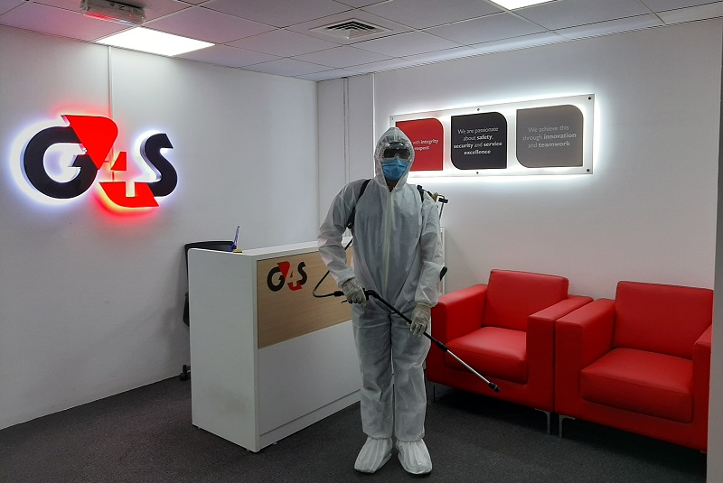 G4S Committed to Lead the Fight Against COVID-19
