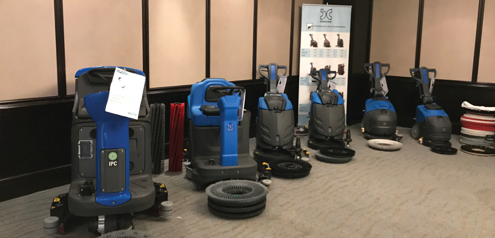 Intercare Launches the Blue Line Range of Equipment