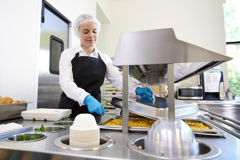 Essentials: Hand Hygiene in Food Service