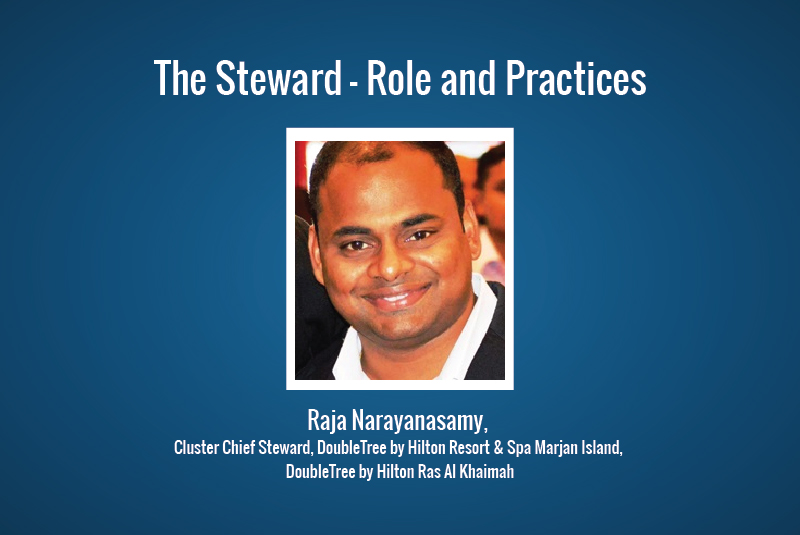 The Steward - Role and Practices