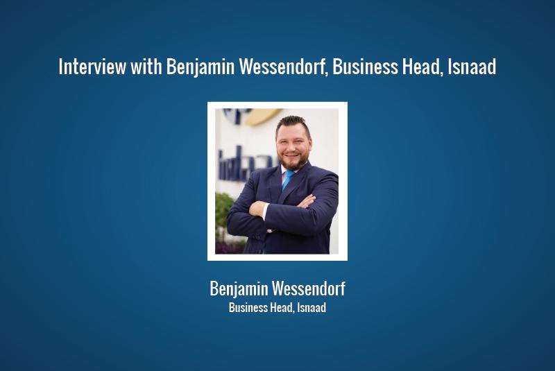 Interview: Benjamin Wessendorf, Business Head, Isnaad