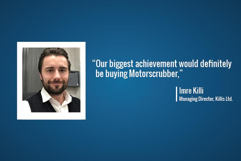 Interview: Imre Killi, Managing Director, Killis Ltd.
