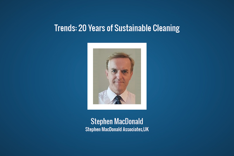 Trends: 20 Years of Sustainable Cleaning