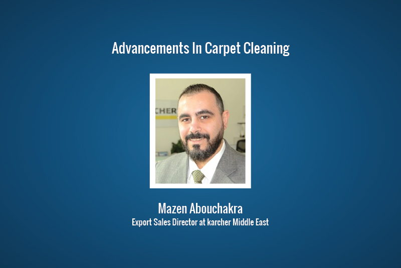 Advancements In Carpet Cleaning
