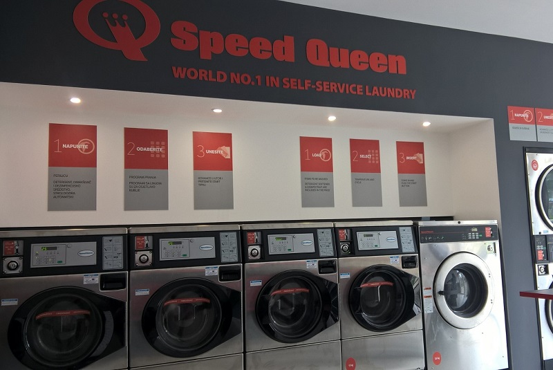 Next generation laundry solutions with Speed Clean