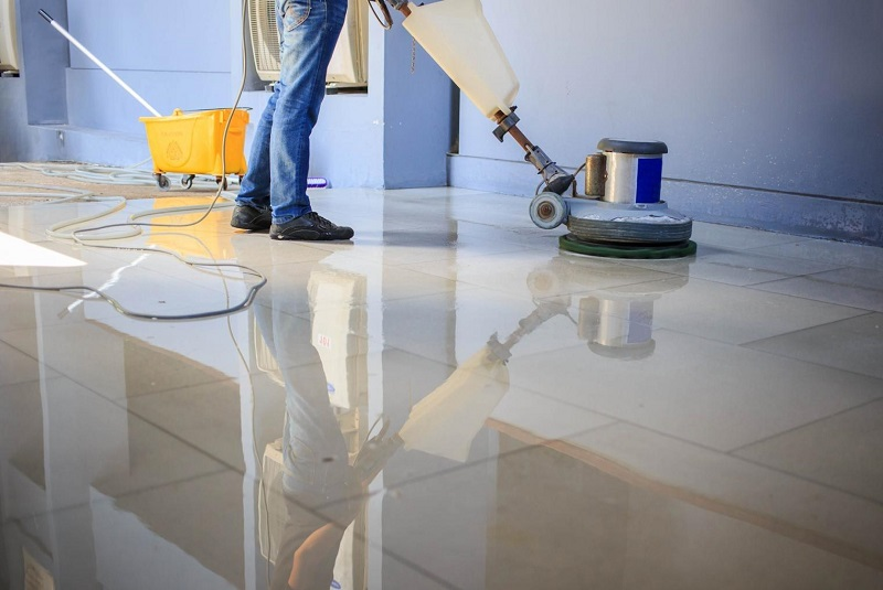 Floor Care: Choosing the right cleaning solutions
