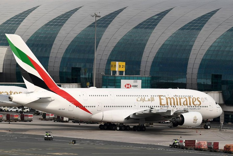 Emirates Showcases an Environment-Friendly Aircraft Cleaning Technique
