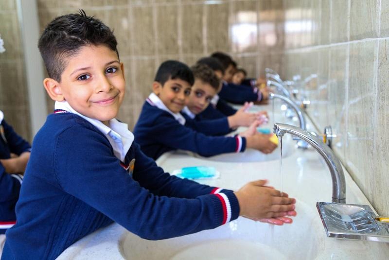 Hygiene & Sanitation in School