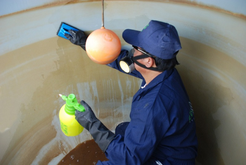 Decoding the Water Tank Cleaning Market