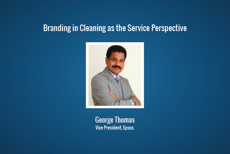 Branding in Cleaning as the Service Perspective