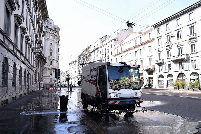 Dulevo International at the Forefront of City Cleaning and Sanitation