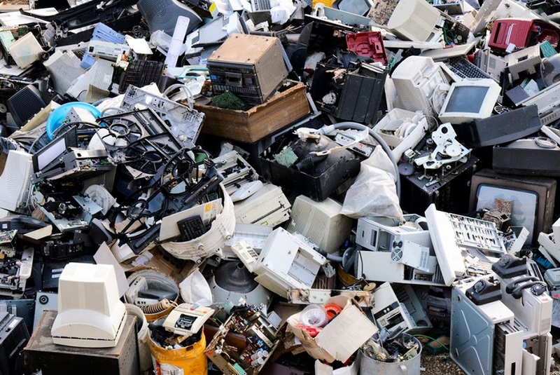 Record 53.6m tonnes of e-scrap generated globally last year, says report