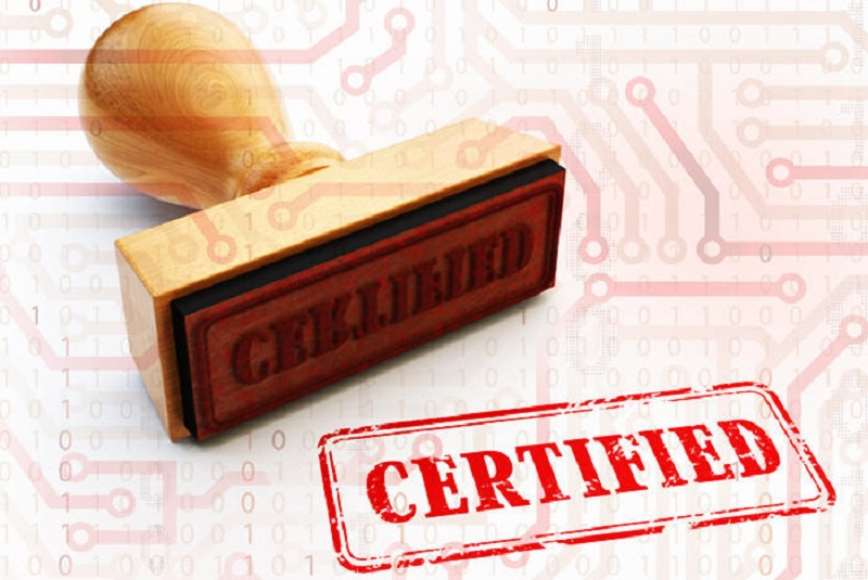 Importance of certification in the cleaning business