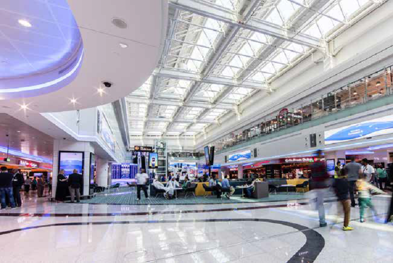 Best Cleaning Practices in Airports