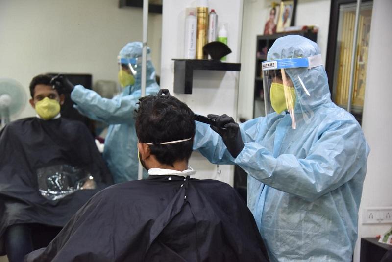 Hygiene in Dubai Salons