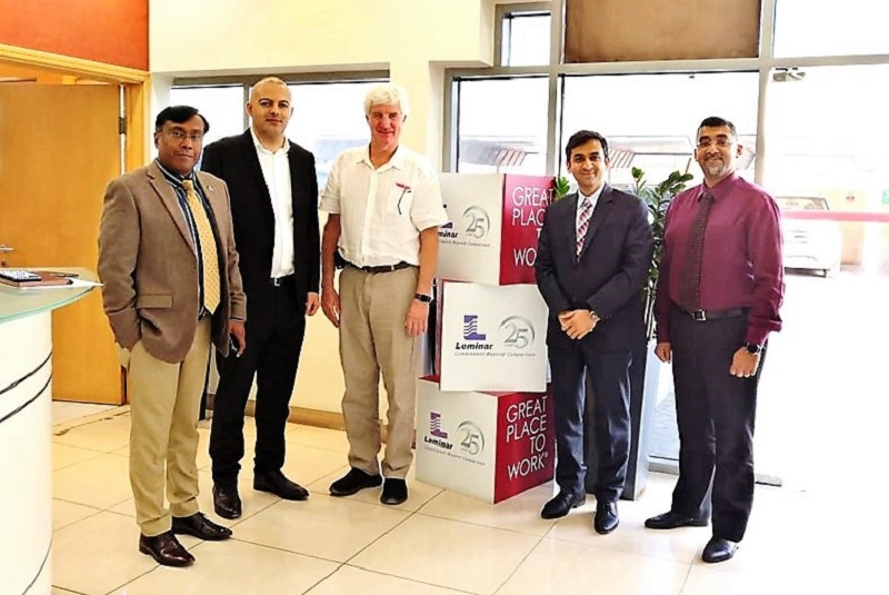 Leminar Air Conditioning seals an exclusive distribution deal with WADE