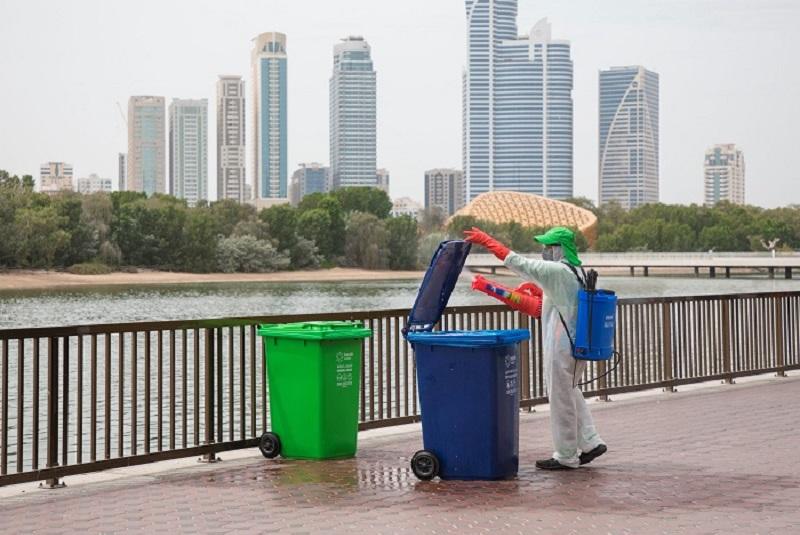 Managing waste amid COVID-19