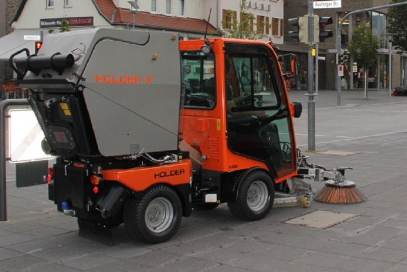 Kärcher acquires municipal vehicle specialist Max Holder
