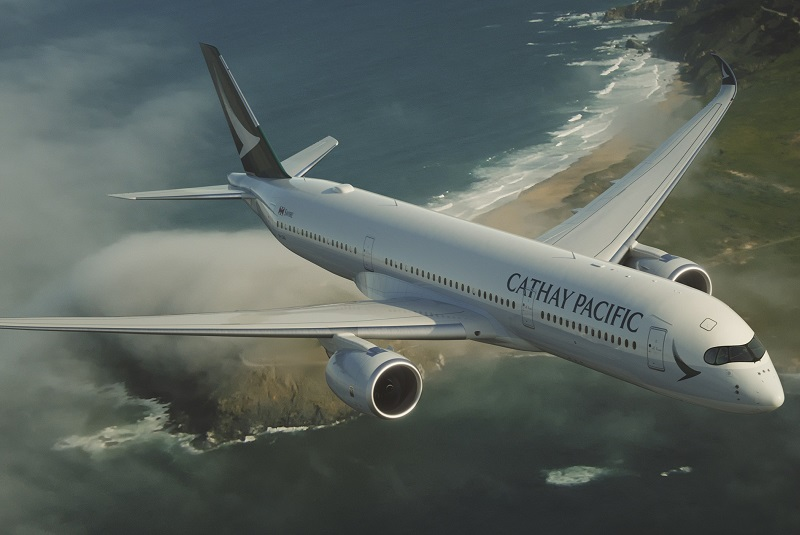 Cathay Pacific aims to reduce single-use plastic footprint by 50% by 2022