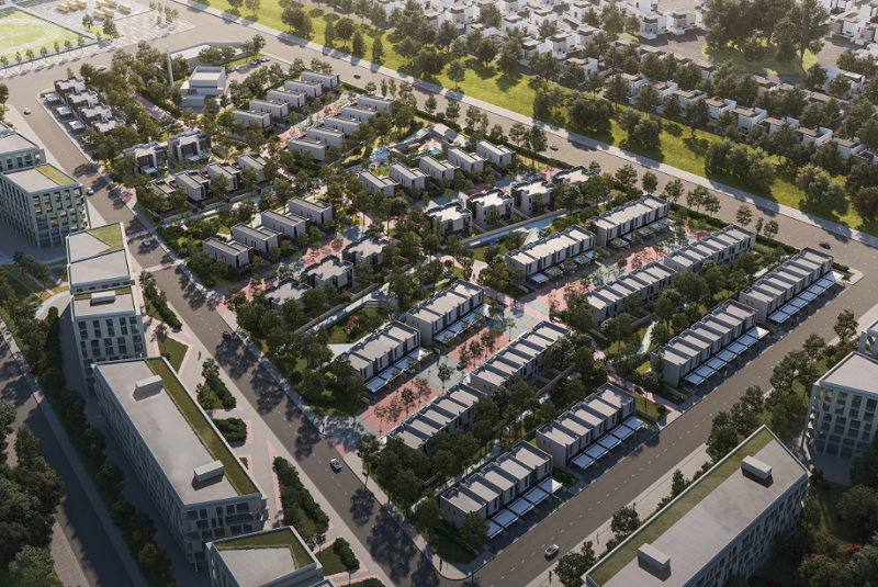 Arada launches new luxury garden community at Aljada