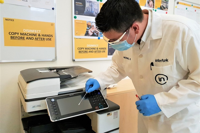 Intertek Protek Launches Surface Hygiene Testing for Facilities and Workplaces in the UAE