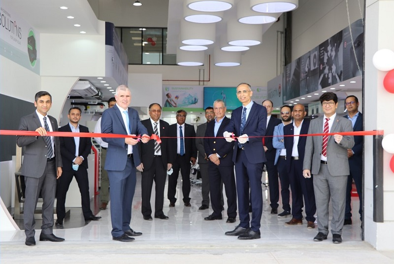 Rheem Innovation Centre launched in Dubai